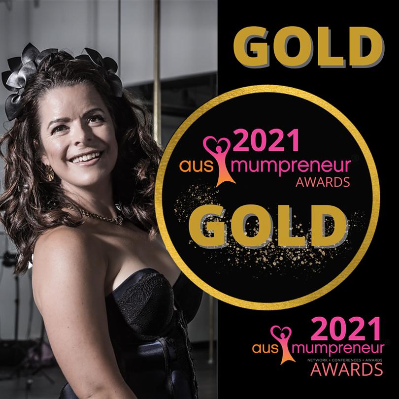 YAY!!!!! WE WON the NSW Creative Entrepreneur Category of the Ausmumpreneur Awards 2021